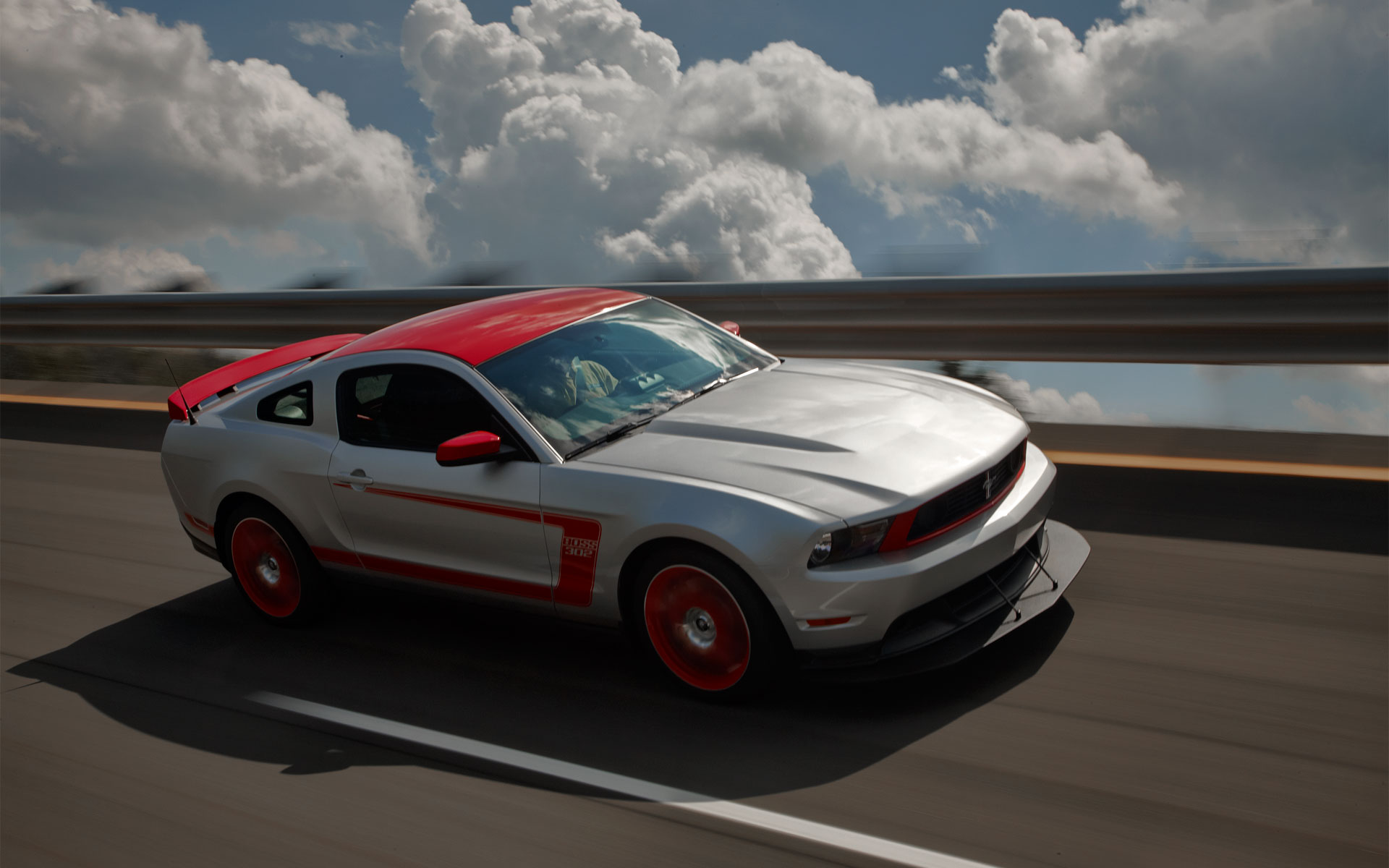 Top gear muscle cars episode released feb 21 2012 iakobou ford mustang boss 302 publicscrutiny Image collections