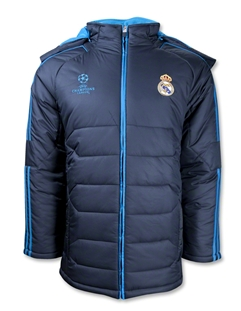 bbc229060 Real Madrid 11 12 Champions League Jacket – WorldSoccerShop.com ...