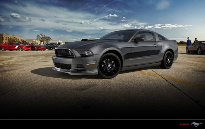 2013 Mustang Customizer and Contest