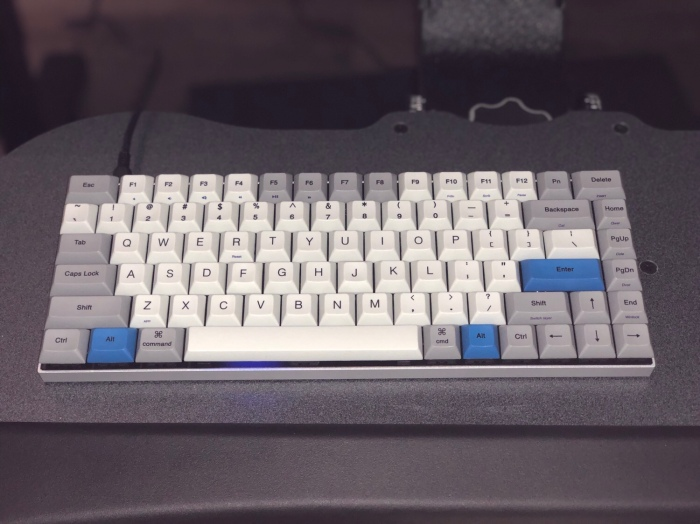 The Quest for the Perfect Keyboard: VortexGear Race 3
