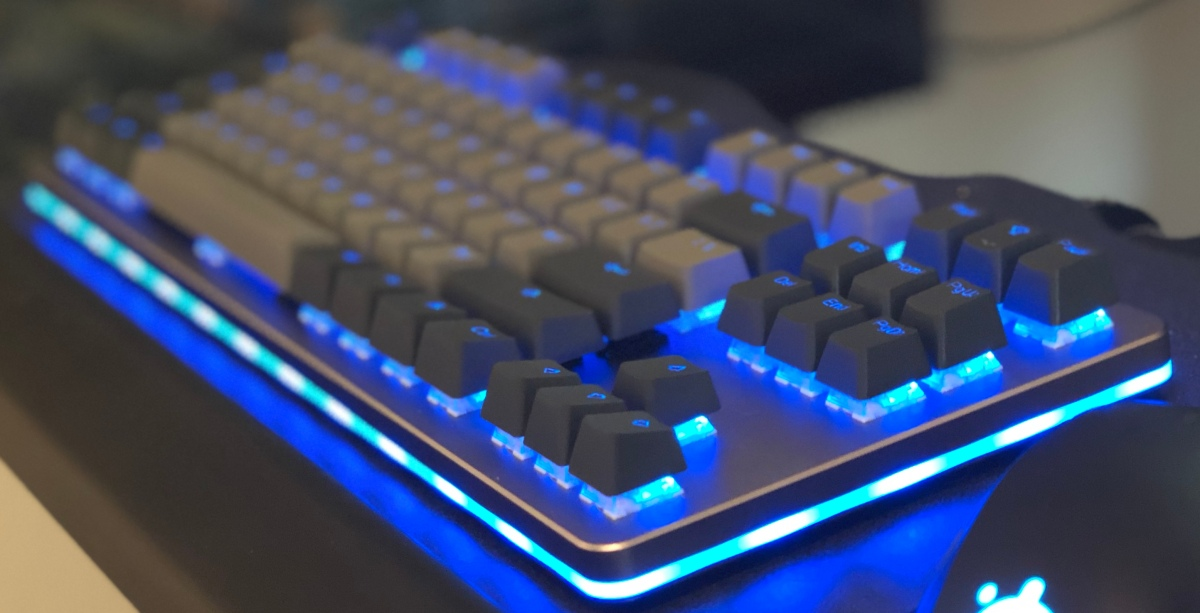 Massdrop's CTRL Mechanical Keyboard: my final review, including a quick start guide, how to flash the keyboard, how to modify the RGB, and more